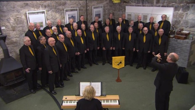 Imerys Mid-Cornwall Male Choir